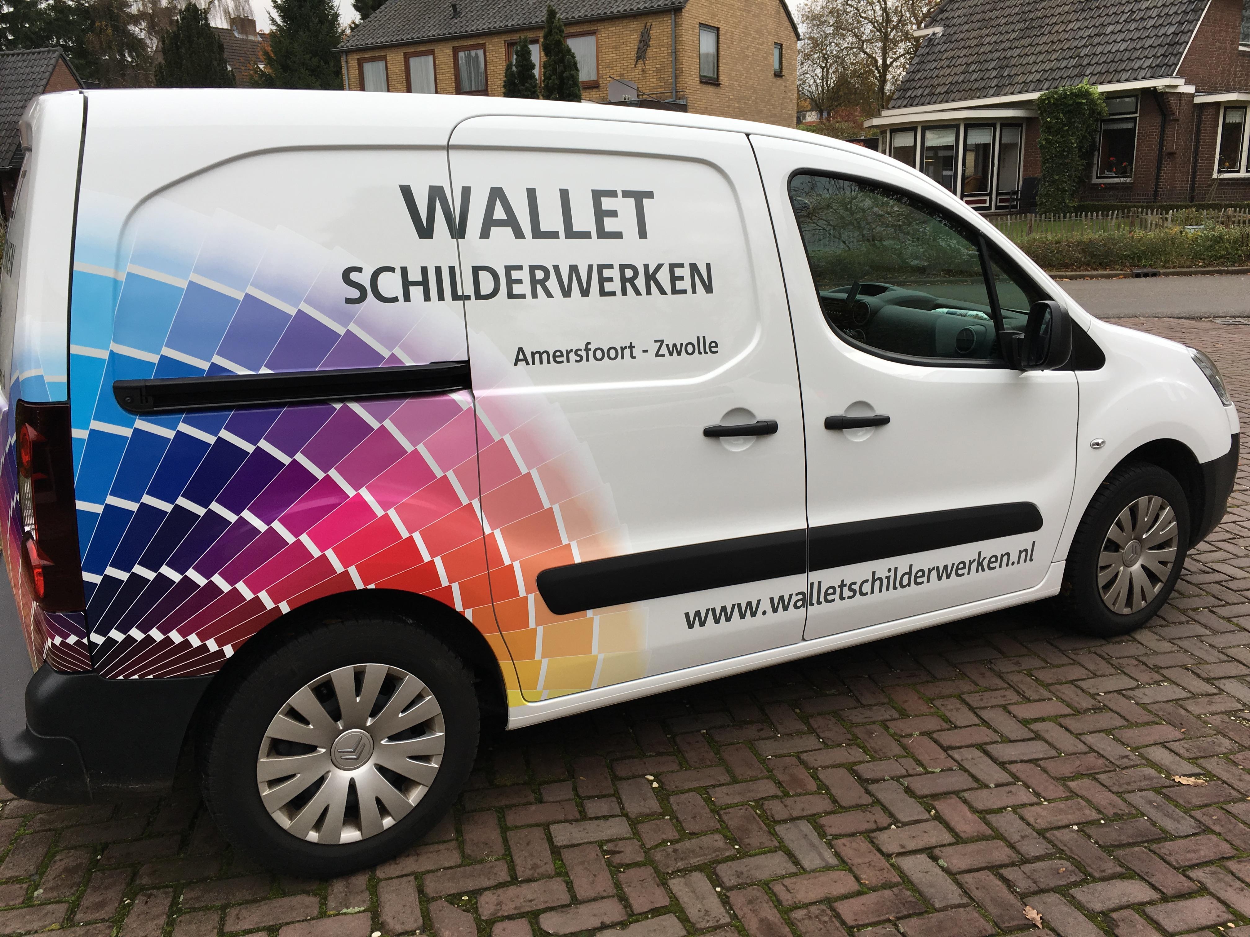 Auto Wallet Schilderwerken
