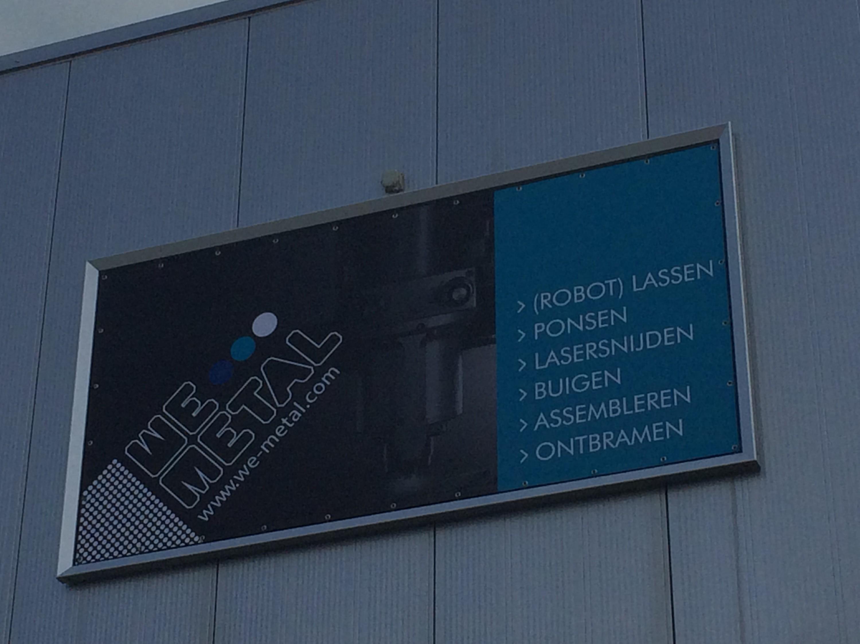 Banner frame Triaflex