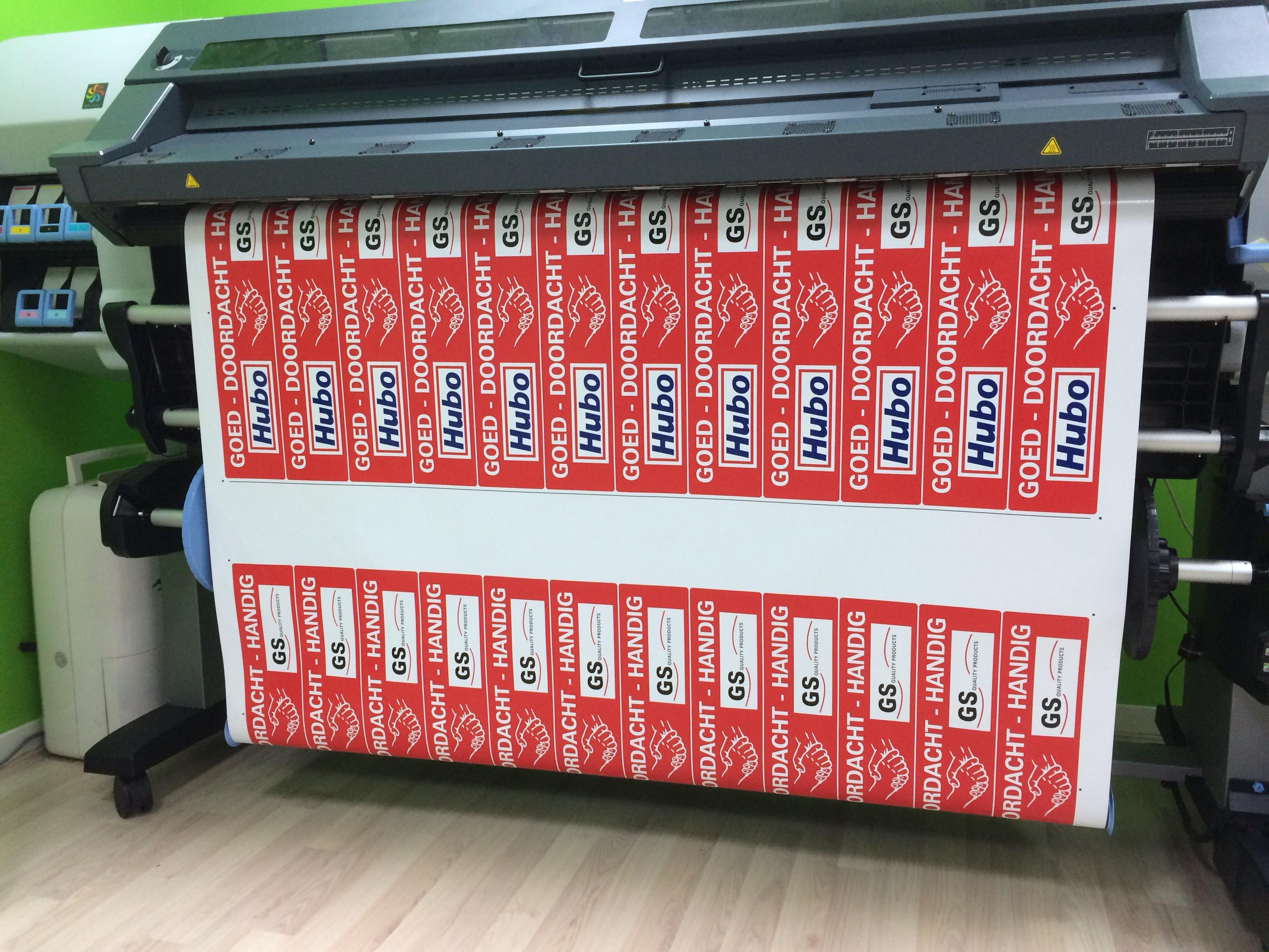 FC stickers printen