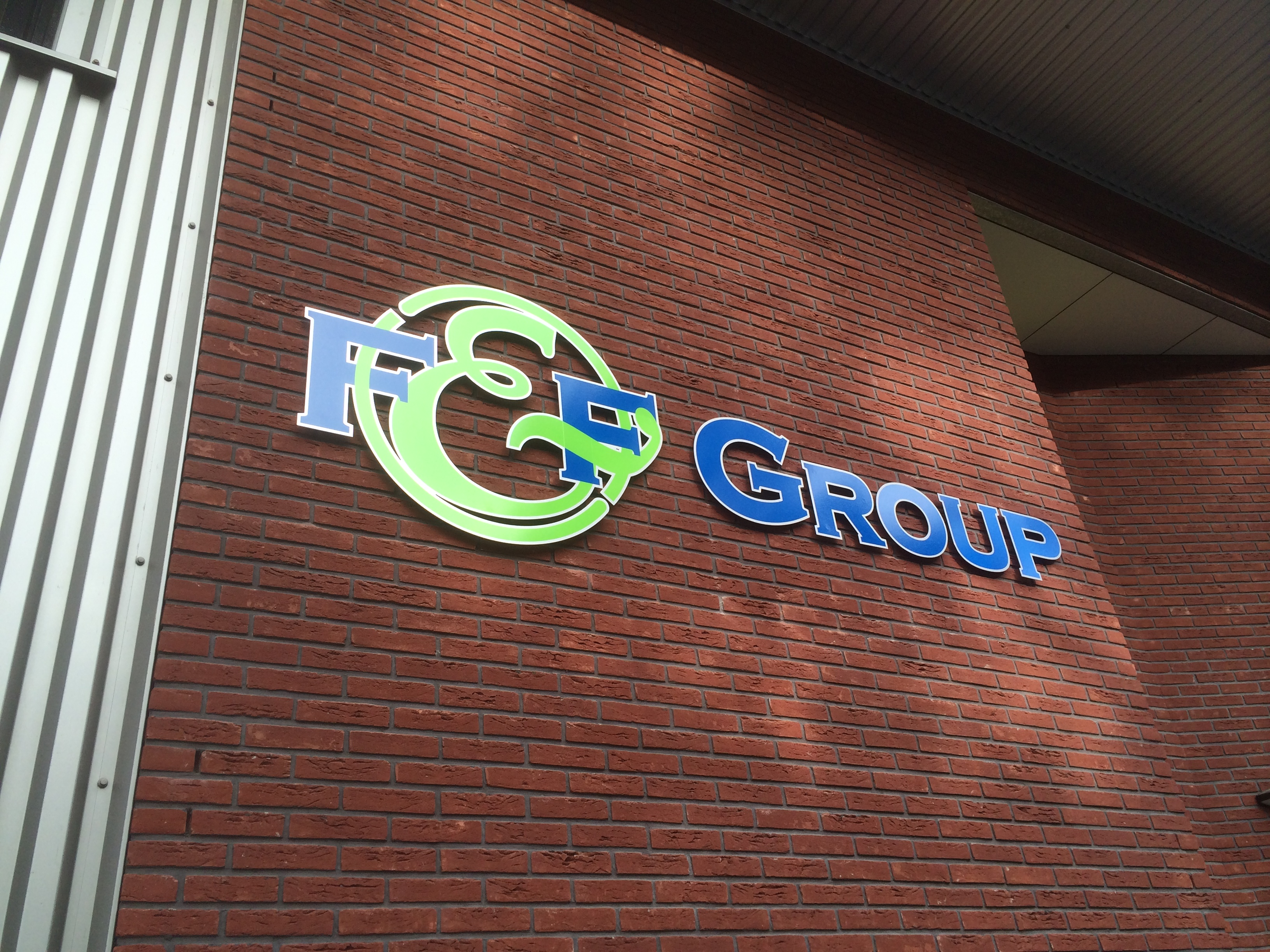 Gevelletters F&F Group
