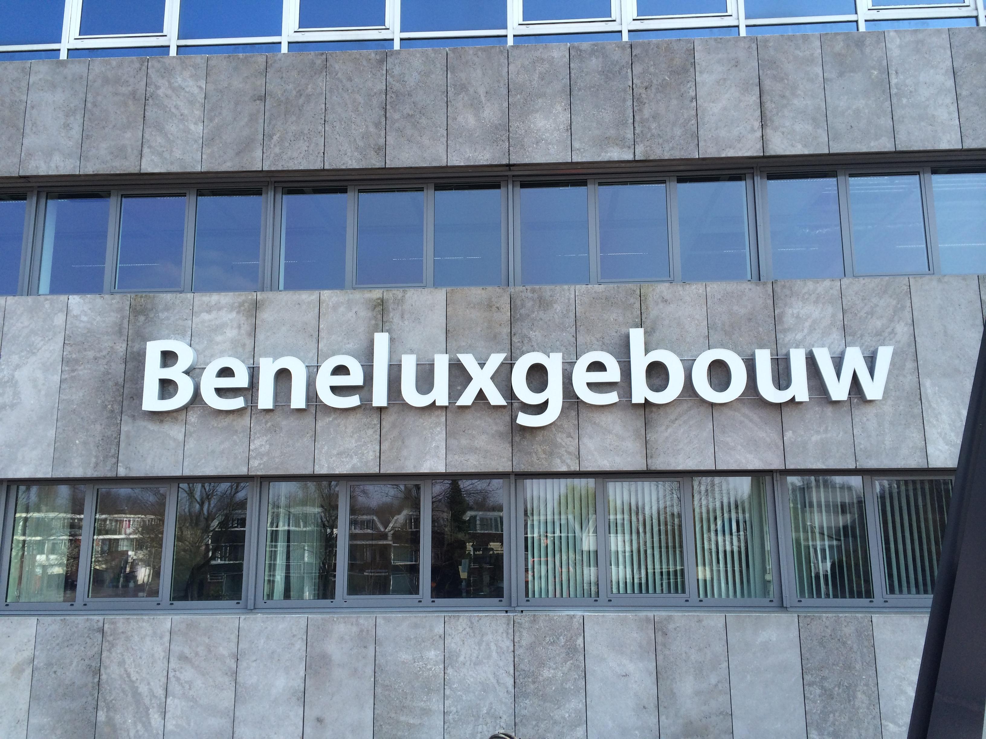 LED Beneluxgebouw